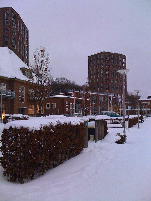 Wohn- und Geschäftsgebäude Lee und Luv in Sonwik