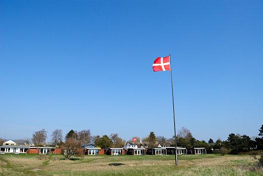 Ferienhäuser-Siedlung bei Sonderby