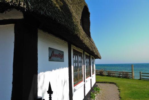Meerblick und Stille in Sønderby